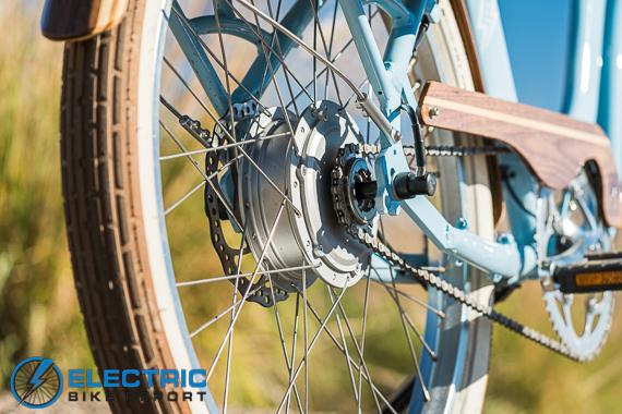 Electric Bike Company Model S Electric Bike Review 500w Rear Geared Hub Motor