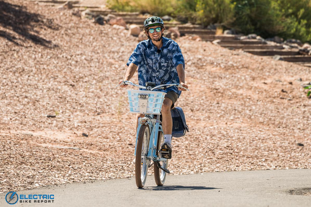 Electric Bike Company Model S Electric Bike Review Handling