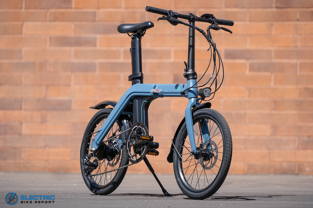 Fiido D11 - אופניים חשמליים זולים וטובים