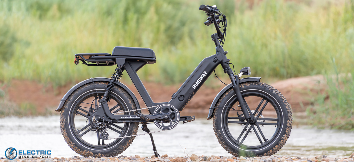 Himiway Escape Electric Bike Review