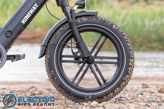 Himiway Escape Electric Bike Review mag fat wheels