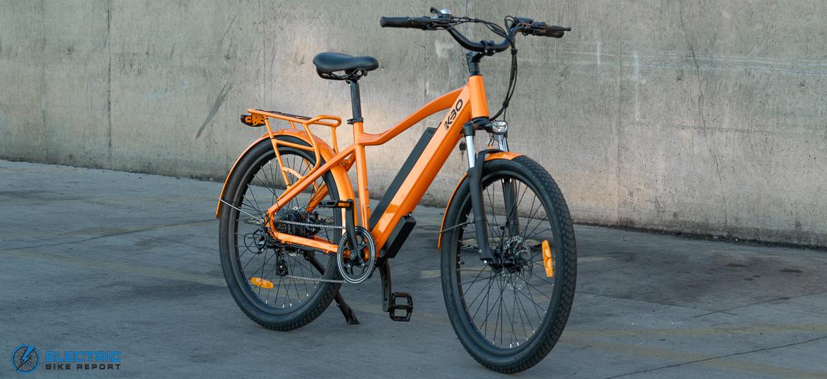 Best Cheap Electric Bikes - KBO Breeze