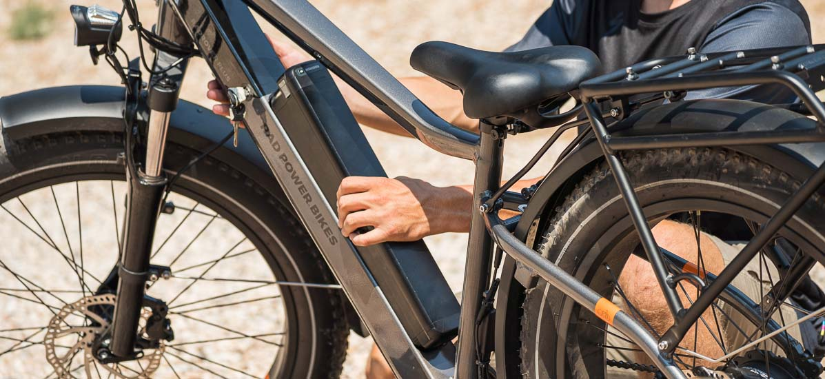 How long will an electric bike battery last?
