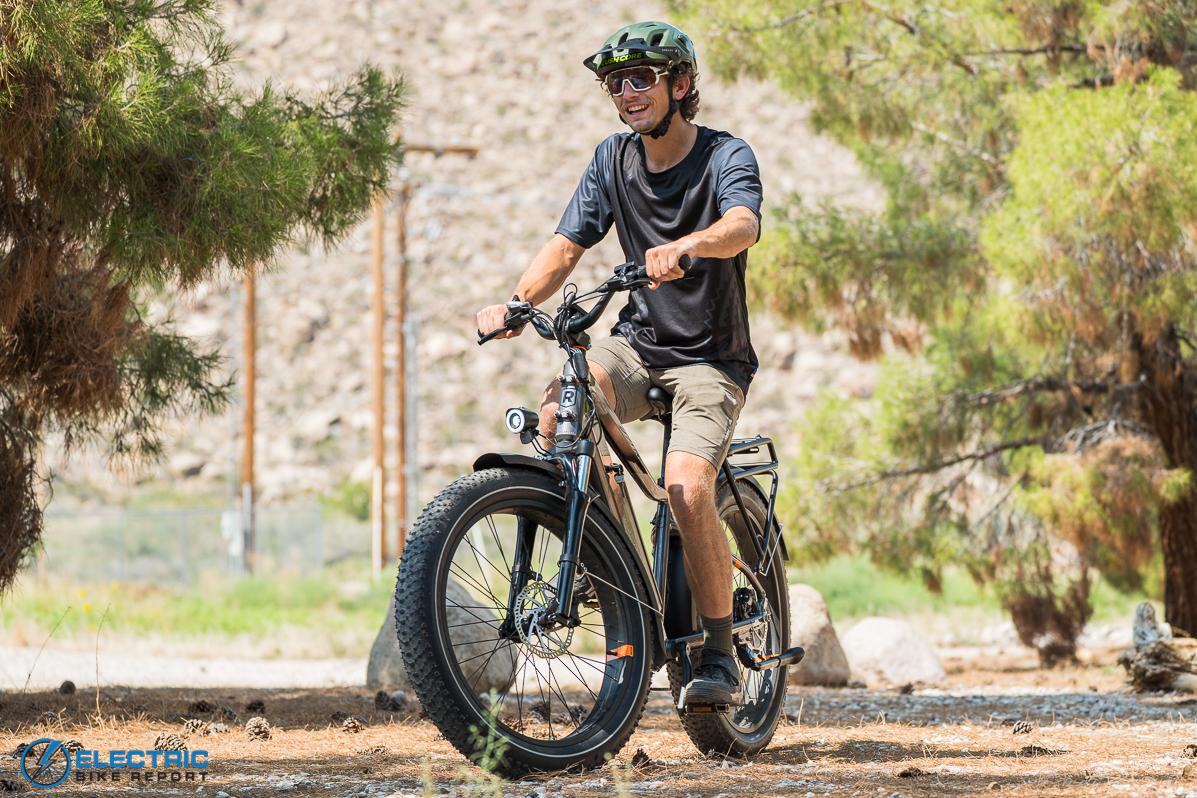 Rad Power Bikes Rad Rover 6 Plus Electric Bike Review Handling