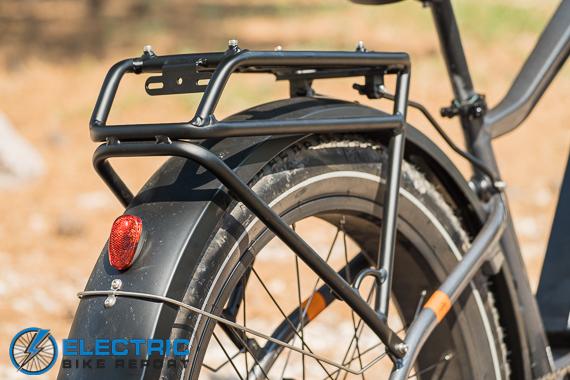 Rad Power Bikes Rad Rover 6 Plus Electric Bike Review Rear Rack