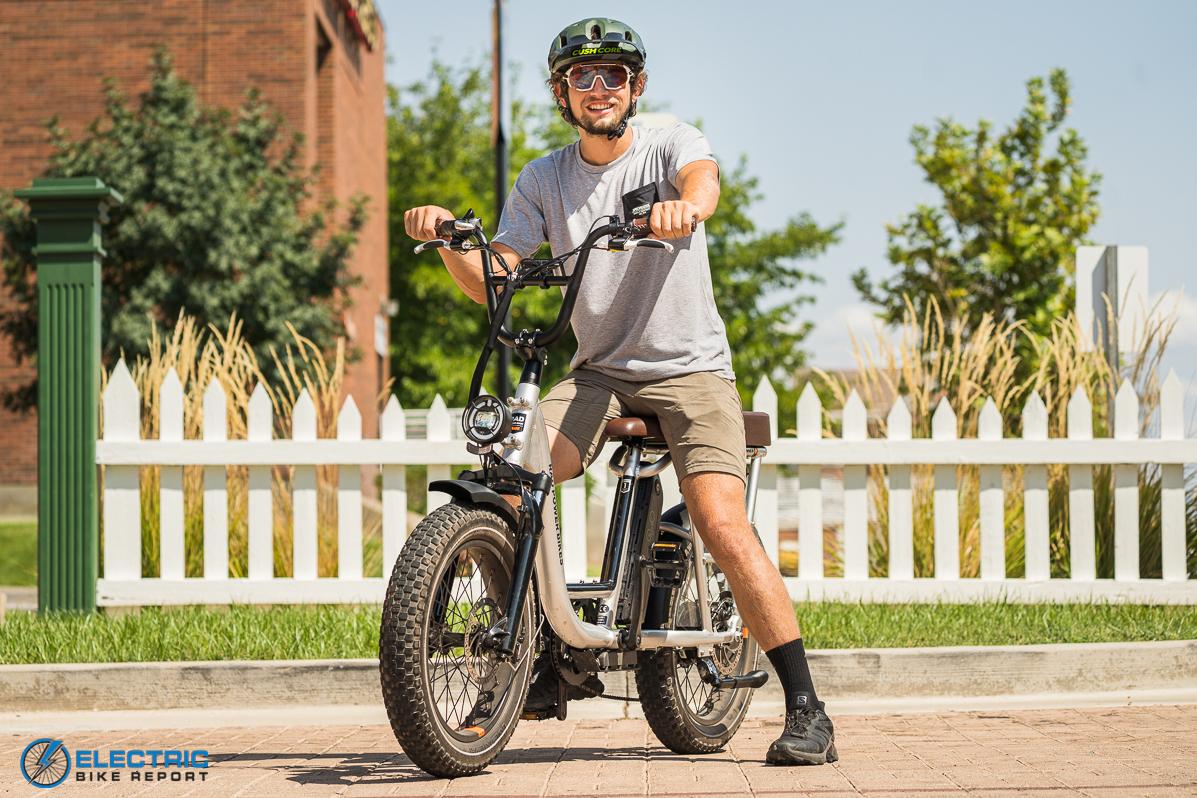 Rad Power Bikes RadRunner + Electric Bike Review Bike Review