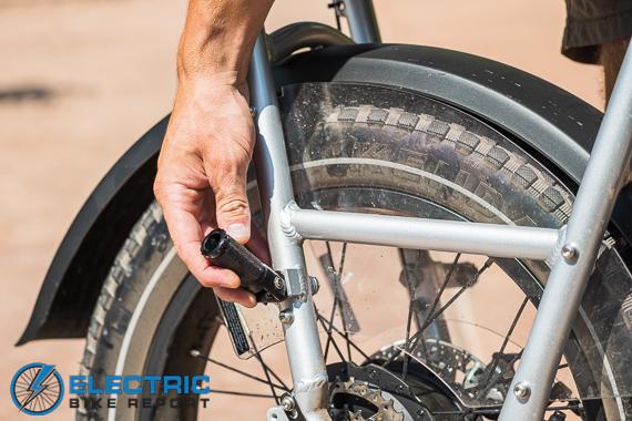 Rad Power Bikes RadRunner + Electric Bike Review Step Through Design