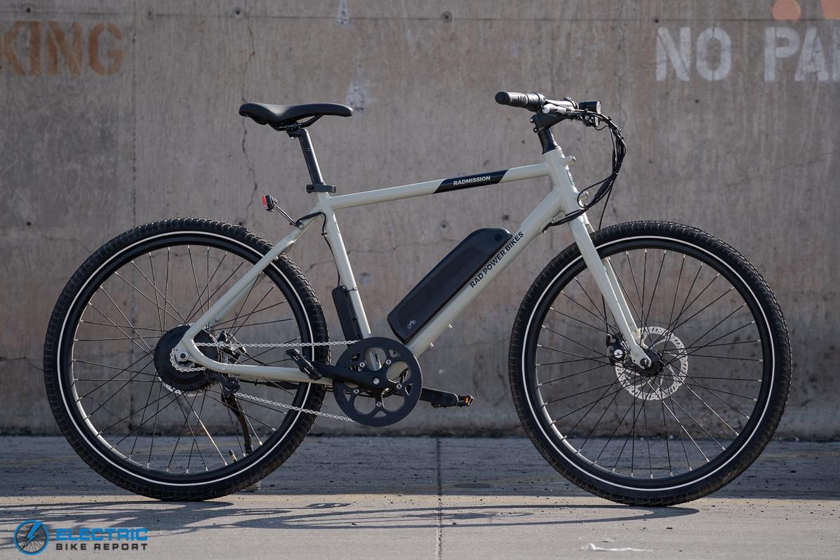 Best Cheap Electric Bikes - RadPowerBikes RadMission 1