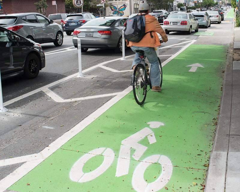 SF cycling