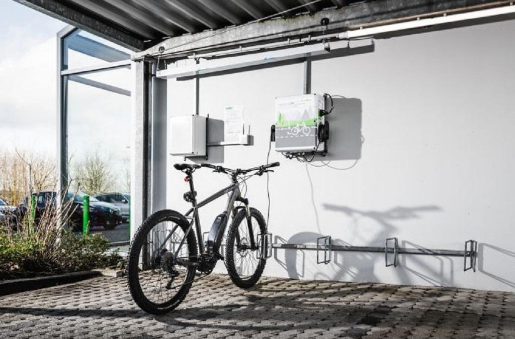 Spelsberg ebike charger
