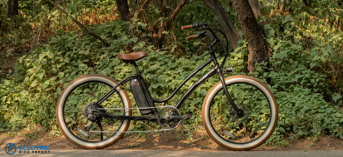 Tower Beach Babe Electric Bike Review