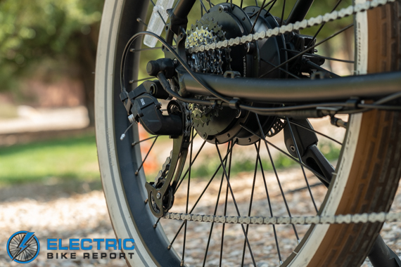 Tower Beach Babe Electric Bike Review Skilful RD M230