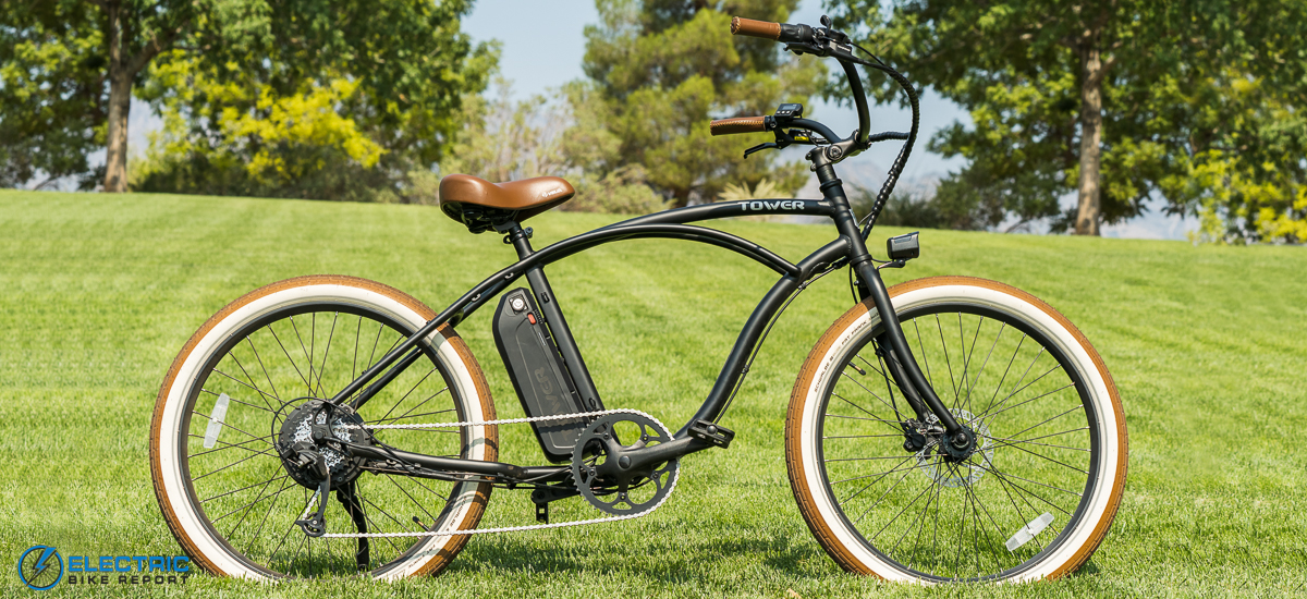 Tower Beach Bum Electric Bike Review
