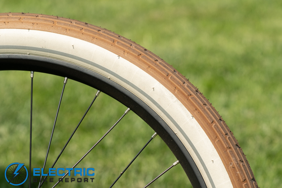 Tower Beach Bum Electric Bike Review Schwalbe Fat Frank Tires