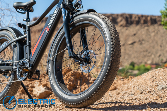 Turboant Thunder T1 Electric Bike Review 4 Fat Tires
