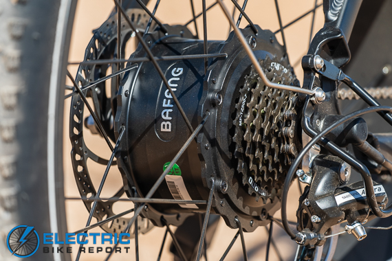 Turboant Thunder T1 Electric Bike Review  Bafang 750 W Motor