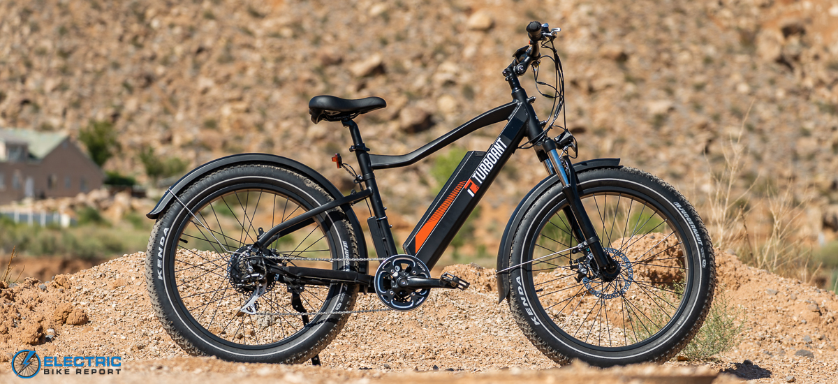 Turboant Thunder T1 Electric Bike Review