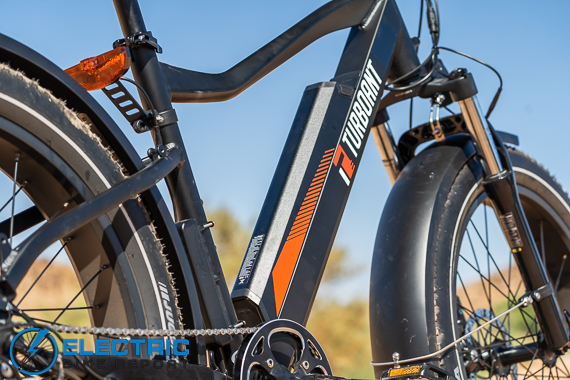 Turboant Thunder T1 Electric Bike Review  Integrated Battery