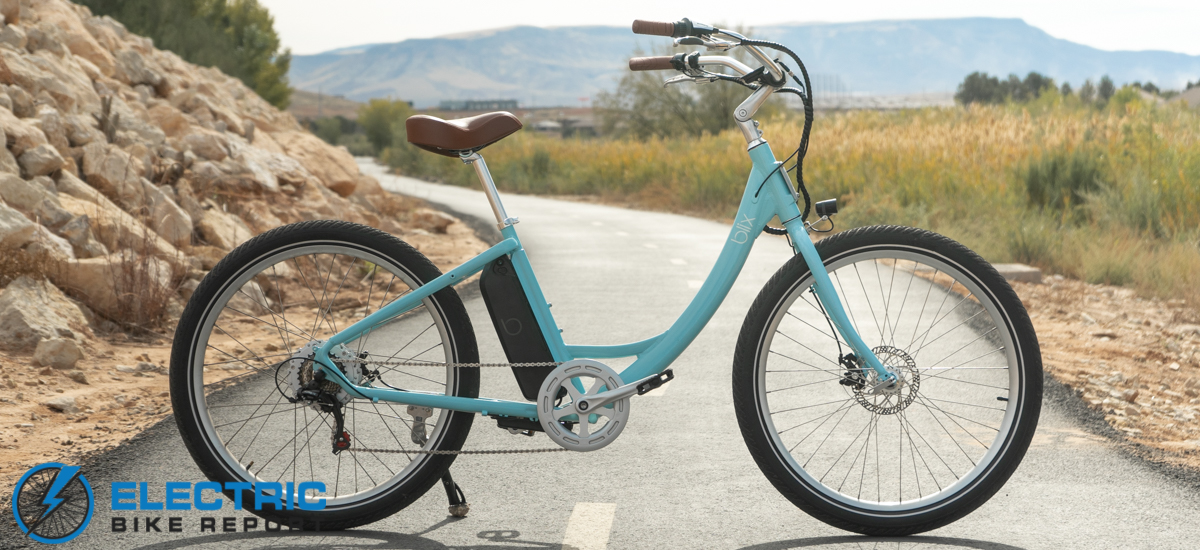 Blix Sol Eclipse Electric Cruiser Bike Review Bike Profile With Red Bricks
