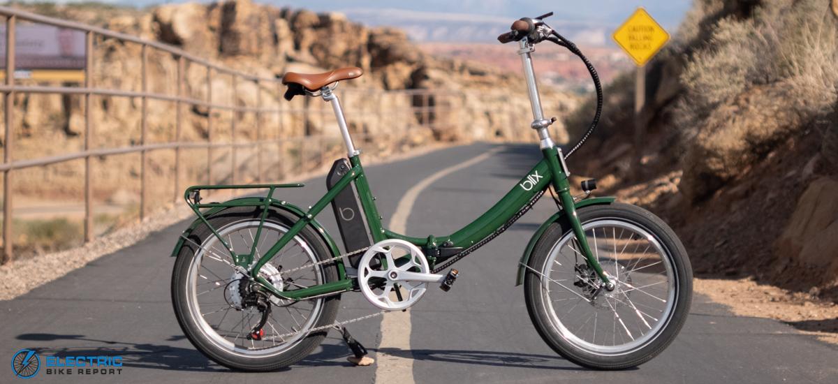 Blix Vika+ Flex Electric Folding Bike Review