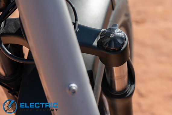 Espin Nesta Review 100mm Travel Hydraulic Lockout Fork