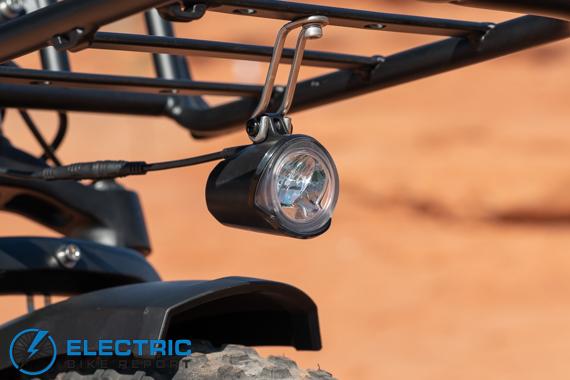 Espin Nesta Review LED Headlight