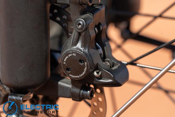 Espin Nesta Review Zoom Hydraulic Brake