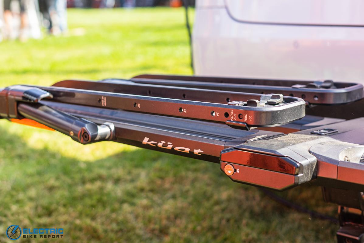 Kuat Piston Pro X eBike Bike Rack review