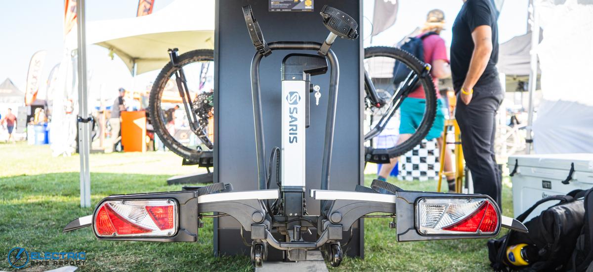 Saris Door County Hydraulic Bike Rack review