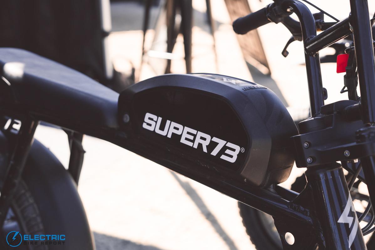 Super73 battery