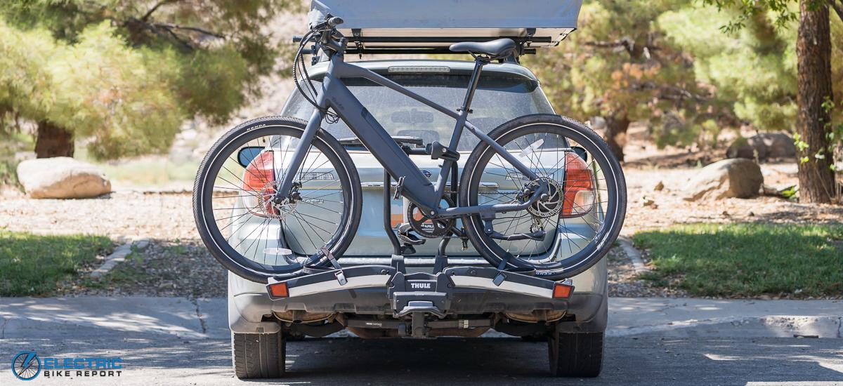 Thule EasyFold XT 2 Car Bike Rack